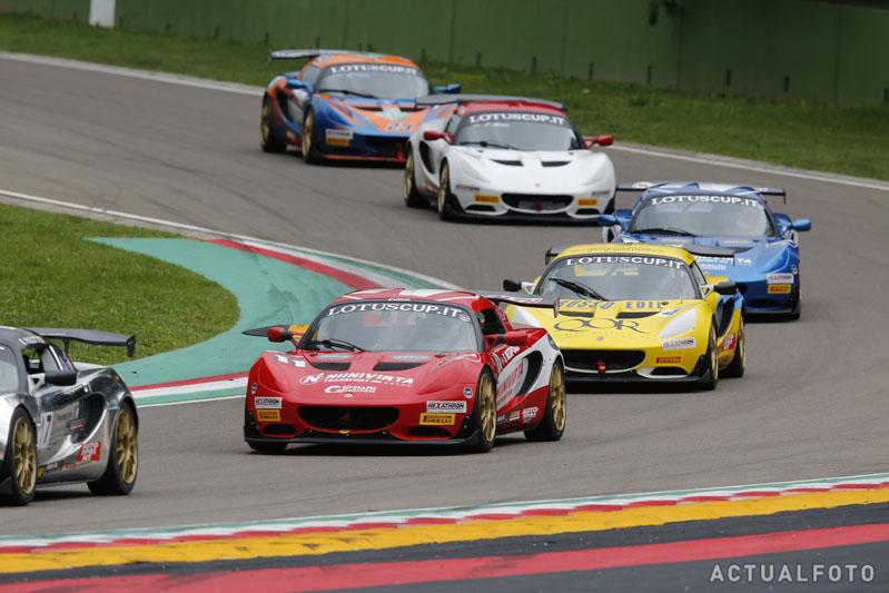 Lotus Cup Italia TV Streaming Online Viblix TVWeb