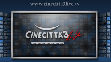 cinecitta 3 tv canale online su viblix tvweb film documentario spettacolo serietv in streaming video gratis stasera