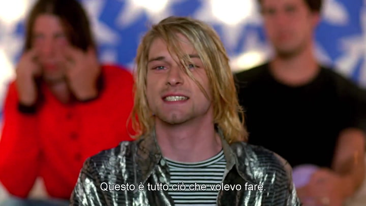 Cobain Montage of Heck Film trailer Streaming sul canale Cinema Hits TV di Viblix TVWeb online gratis stasera