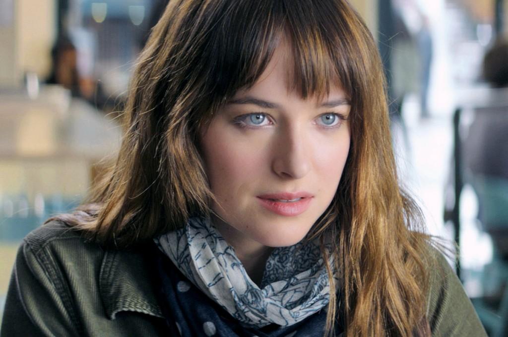Dakota Johnson Film Cinquanta Sfumature di Nero