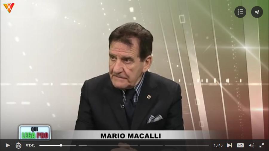 Programmi TV stasera su Altrostudio TV di Viblix WebTV: L'intervista con Mario Macalli