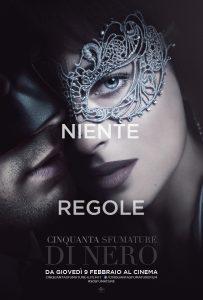 Film Cinquanta Sfumature di Nero al cinema