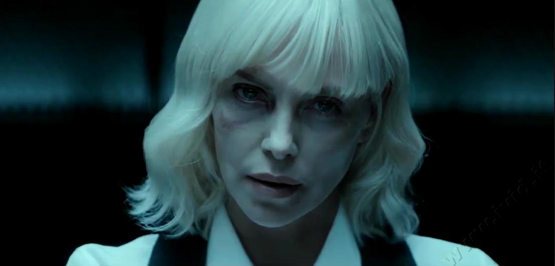 Stasera in TV: Atomica Bionda Film Trailer su iVid TV in Streaming Online