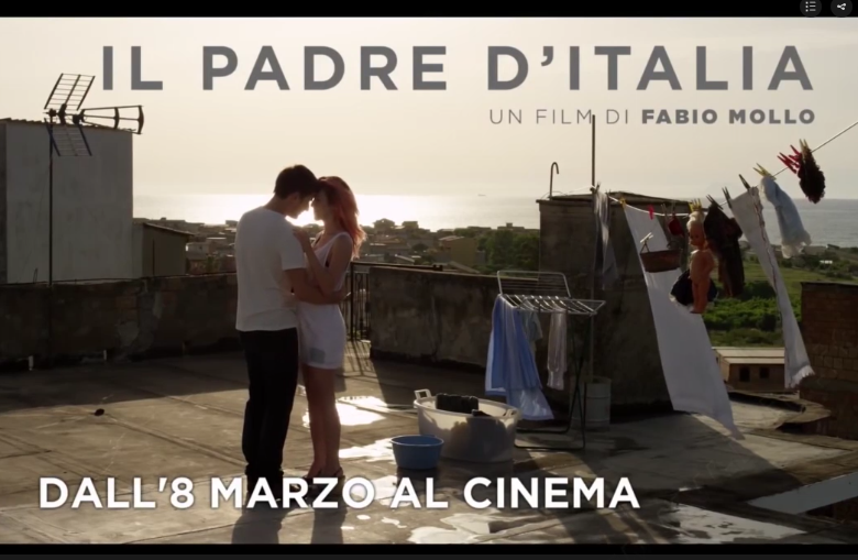 "Stasera in TV Viblix: Guarda il Film Trailer ""Il Padre d'Italia"" in Streaming su iVid TV"