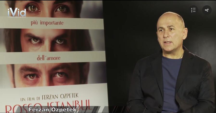 """Stasera in TV: L'intervista Con La Regista Del Film """"Rosso Istanbul"""""""
