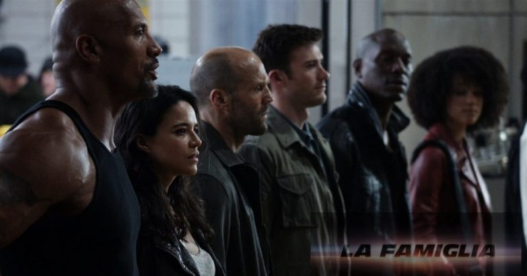 Fast and furious 8 online gratis