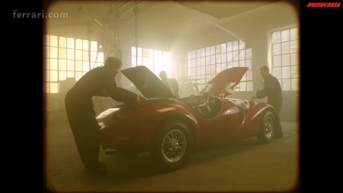 Programmi TV online | Anniversario Ferrari 1