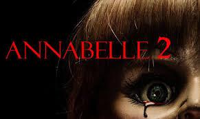 stasera in tv film Annabelle 2
