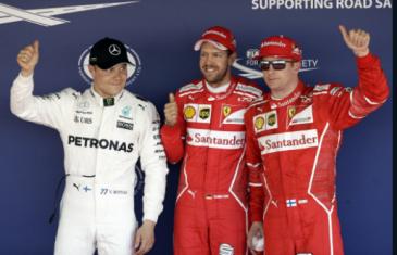 Sochi GP, Ferrari, Vettel, Raikkonen
