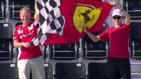 Ferrari Challange - F1 Show - Finali Mondiali - Video
