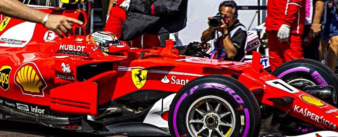 GP Montecarlo, Ferrari, Raikkonen, Vettel, Formula 1,