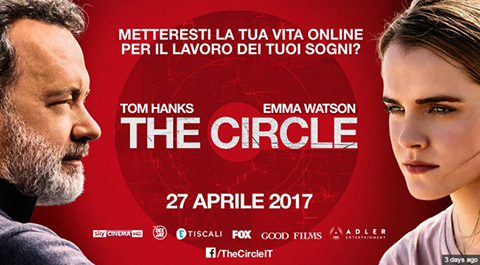 the circle film trailer video streaming tv online viblix italia