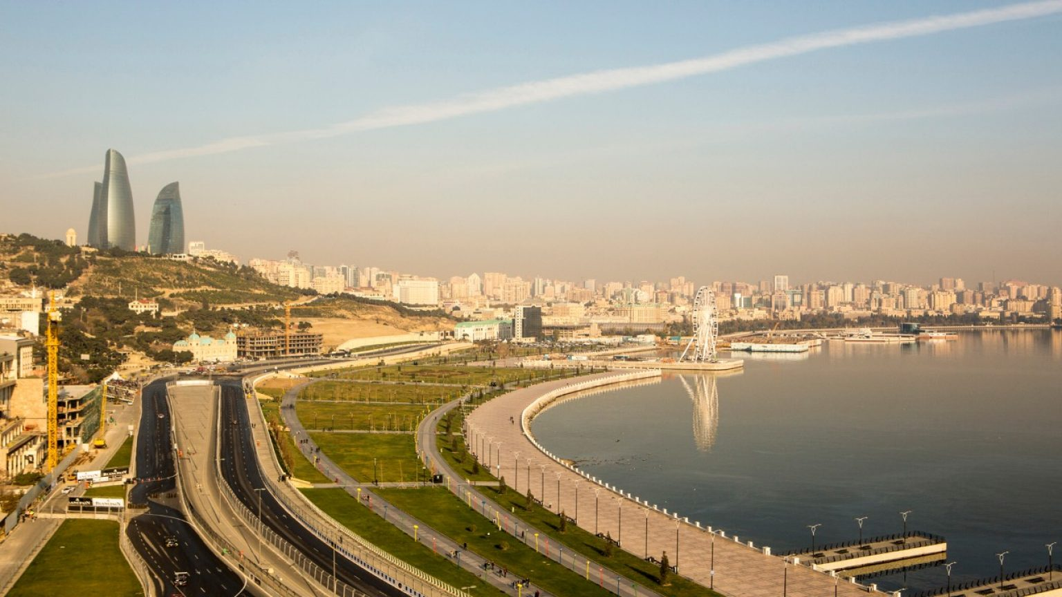GP Baku, GP Azerbaijan, Vettel, Ferrari, Hamilton