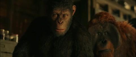The War Il Pianeta Delle Scimmie Trailer Ufficiale Italiano