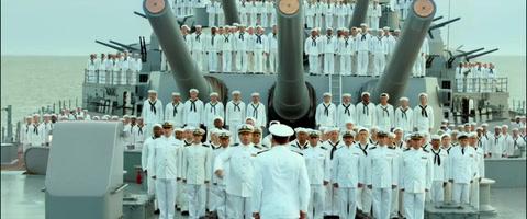 Cinema Trailer Film USS Indianapolis