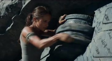 film azione al cinema 2018 tomb raider trailer italiano video