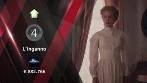 Cinema Italia film da vedere al cinema box office settembre 2017