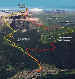 stasera in tv Sport Outdoor Domoliti Skyrace programm tv online streaming italia gratis