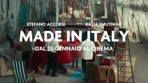 made in italy film trailer italiano drammatico ivid tv online streaming gratis stasera in tv