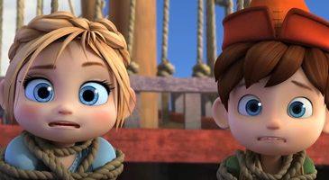 film per bambini leo da vinci missione mona lisa