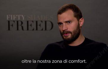 CINQUANTA SFUMATURE DI ROSSO film jamie dornan viblix tv online streaming gratis italia