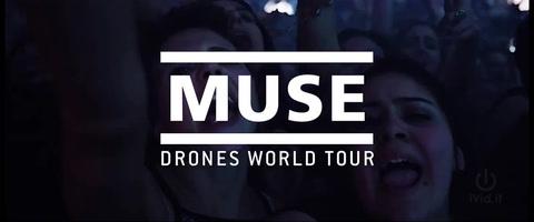 muse drones world tour al cinema 2018