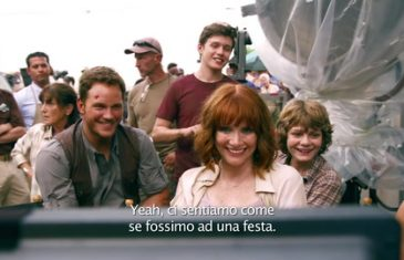 film da vedere al cinema prossimamente jurassic world 2 intervista attori viblix tv web online streaming gratis