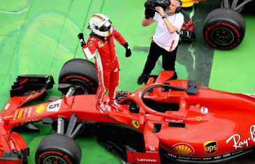 Viblix tV Online Streaming Presenta Vettel e Formula 1 in Canada