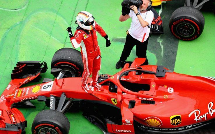Viblix tV Online Streaming Presenta Vettel e Formula 1 in Canada