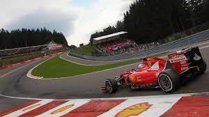 Formula 1 in Belgio, Hamilton in pole, ma Vettel insegue viblix tv online streaming rossocorsa tv gratis italiana