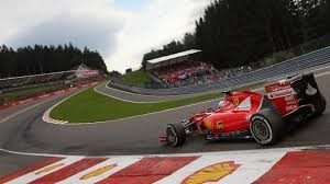 Formula 1 in Belgio, Hamilton in pole, ma Vettel insegue viblix tv online streaming rossocorsa tv gratis italiana