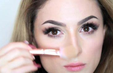 trucco perfetto video naso make up tv online streaming viblix tvweb italiana gratis