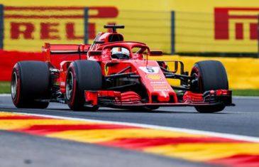 Formula 1 GP di Monza: prima fila tutta rossa!