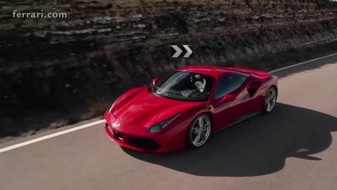 Ferrari - 488 GTB Official video