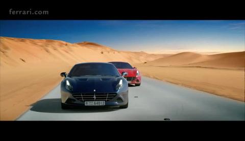 Ferrari - California T Deserto Rosso