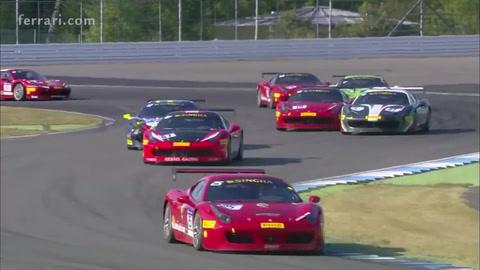 Ferrari Challenge Europe - Hockenheim Race 2 Trofeo Pirelli