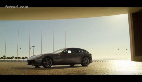 Ferrari - GTC4Lusso Official video