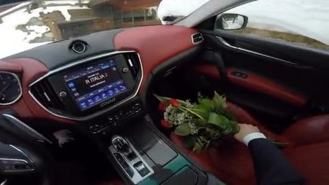 """Maserati - Giorgio Rocca e Alex Fiorio a Livigno """"L'inseguimento continua"""""""