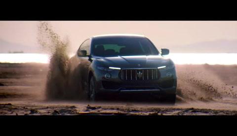 Maserati Levante - Unveiling video