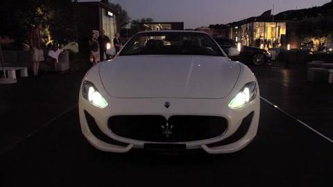 Maserati - Summer Tour a Porto Cervo