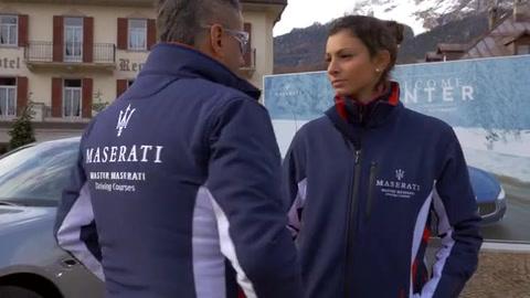 Maserati - Winter Tour Cortina d'Ampezzo