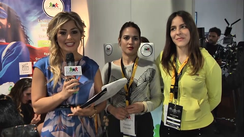 Intervista a Marioli Borges Padròn - General Manager Cinebooking com