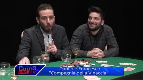 La Compagnia Della Vinaccia presenta All In e Riccardo Perso