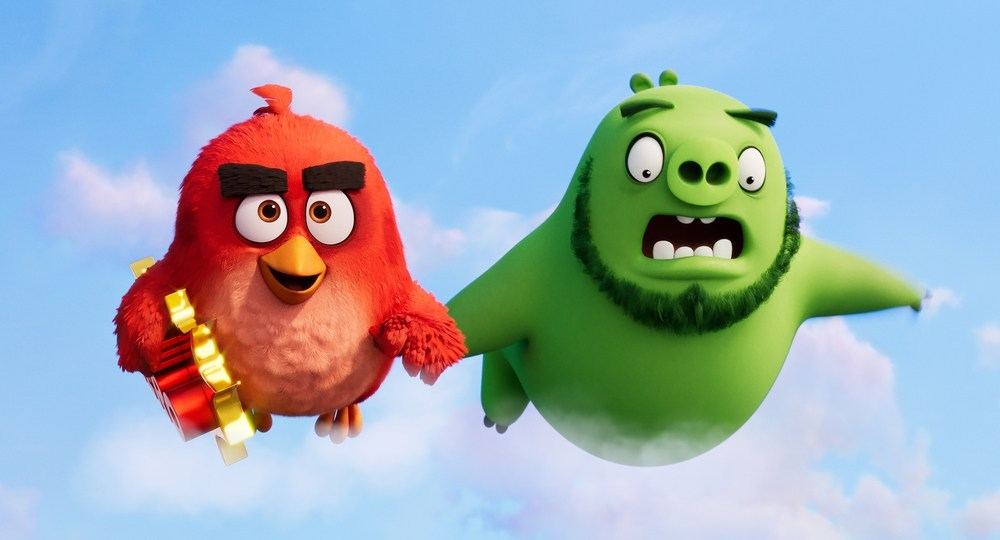 Film per bambini Angry Birds 2 - video