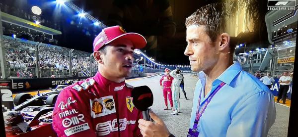 Rossocorsa TV presenta Formula 1, GP di Singapore: ancora una pole per Leclerc!