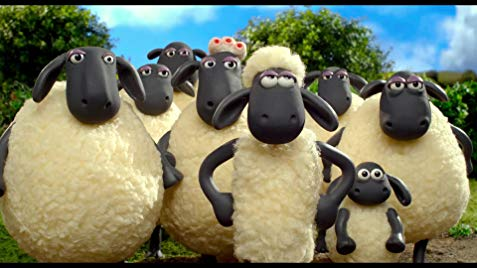 Shaun vita da pecora: Farmageddon - image