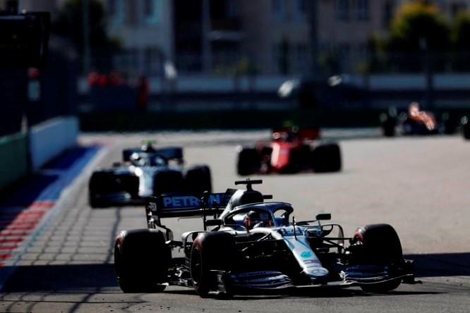 Viblix TVWeb presenta Formula 1 GP di Sochi 2019 - image
